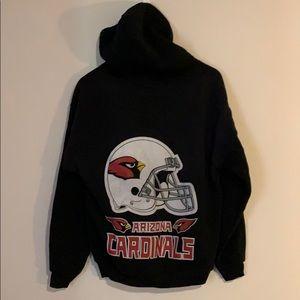 Sweaters - Arizona Cardinals zip up sweater